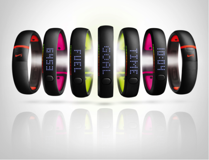"""A recent update has been made on the Nike FuelBand app has changed the name  to """"Nike + Fuel"""". The update of the App now allows full integration with  Apple's ..."""
