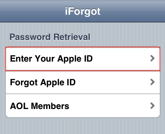 forgot icloud password on iphone iforgot apple id amp iforgot icloud security questions 7743