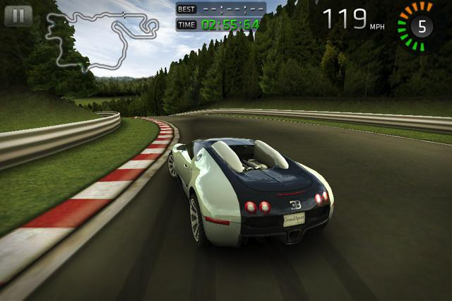 5 best racing games in 2016 to download from app store recomhub bestracinggames voltagebd Images