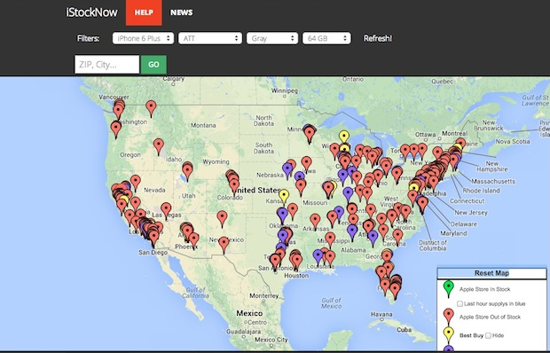 iphone store locator iphone 6 checker tool shows availability recomhub 12355