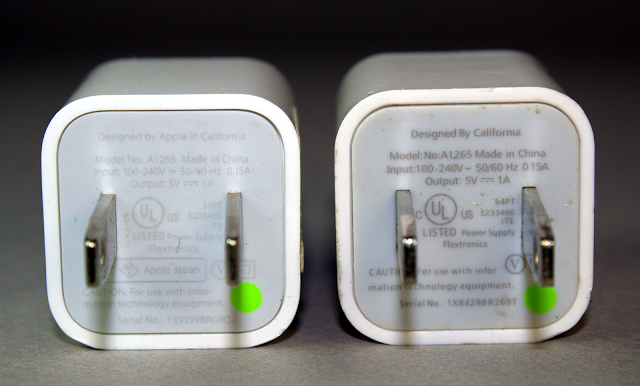 Differences Between Real And Fake Iphone Chargers Recomhub