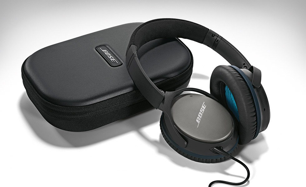 Bose QC25 Noise Canceling Headphones