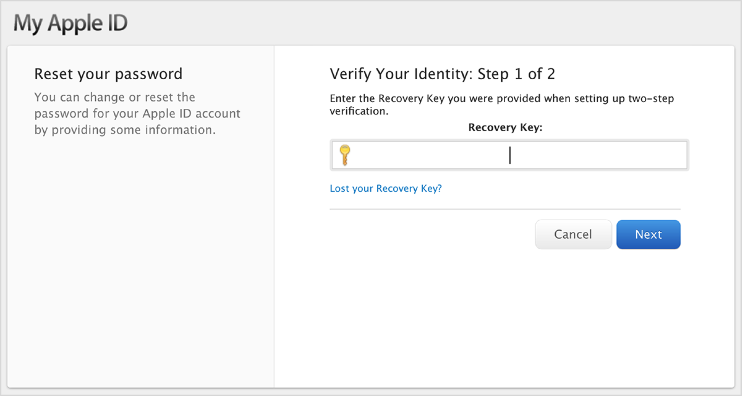 how to change apple security questions if forgotten
