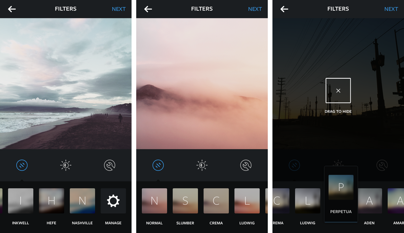 Instagram New iPhone Update Adds Five New Filters And Slow ...