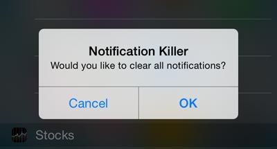 how to get message notification on iphone