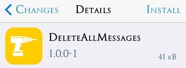 iphone mail how to delete all messages