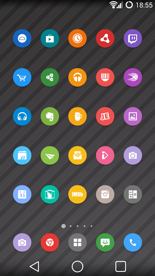 Best Android Icon Packs Includes Free Icon Pack Downloads