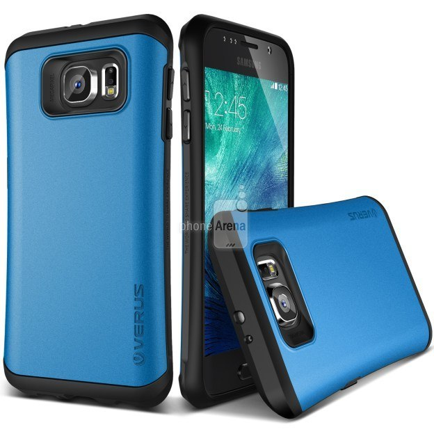 Verus Case Maker May Have Leaked Images of Samsung Galaxy