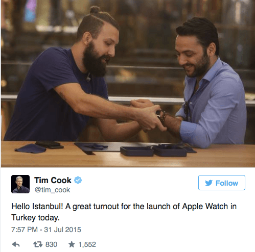 Apple Watch Now Available in New Zealand, Turkey, And ...