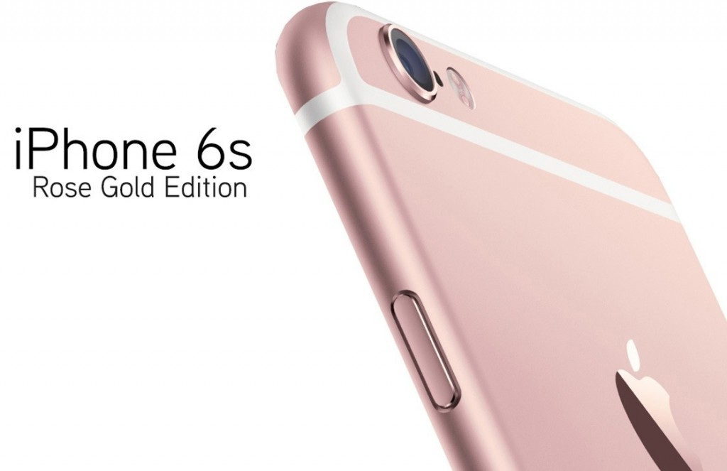 iPhone 6s Rose Gold Is The Most Popular Color During Pre ...