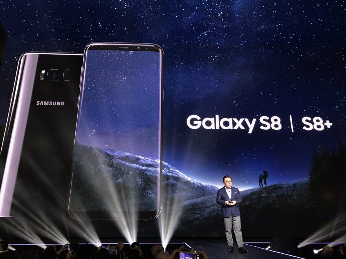 Blocker , What the Samsung Galaxy S8 means for the Note 8