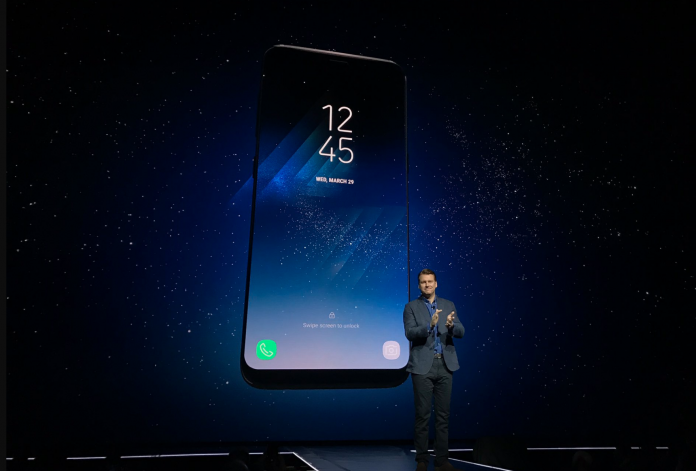 How To Turn On Or Off Lock Screen Icons On Samsung Galaxy S8 And S8