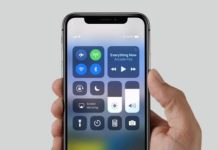 How to do screen mirroring on iPhone X
